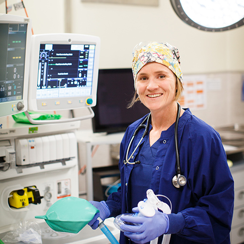 Dr Jane Anaesthetist Newcastle